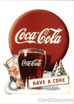 Have a Coke Advertising Reproductions