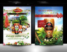 Roleski leaflet by on DeviantArt Ketchup, Brochure Design, Deviantart, Pamphlet Design