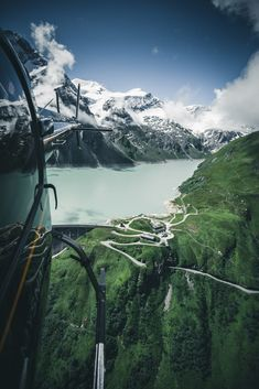 Helicopter ride over Austria. by Johannes Hulsch / 500px