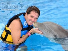 Dolphin Royal | Punta Cana Tours and Excursions Punta Cana All Inclusive, Dont Be Scared, Gentle Giant, Small Groups, Dolphins, Mammals, How To Memorize Things, Swimming, Tours