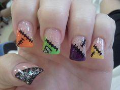 halloween nails (5)