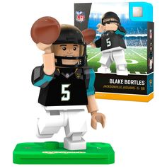 Blake Bortles Jacksonville Jaguars OYO Sports Generation 5 Player Minifigure - $10.39