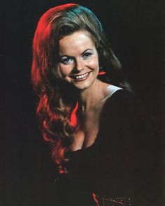 "Jeannie C. Riley -- (1945-??).  Country Music/Gospel Singer. Best known for singing ""Harper Valley PTA"""