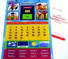 Oivallus Oppimiskalenteri