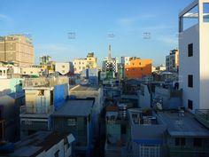 Ho Chi Minh city - Vietnam cityscape - Sébastien Löffler - NOI Pictures
