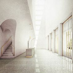 Conservatorio di Musica i Napoli-Foyer #architecture #architecturestudent #archi_students #architectureape #architecturedrawing #archdaily #uniproject #render #Visualisierung​ #c4d #photoshop #critday #itscritday @critday #storeyshots #nextarch #next_top_architects #arch_grap #arch_more #koozarch