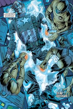 The Ultimates (2002) Issue #2 - Read The Ultimates (2002) Issue #2 comic online in high quality