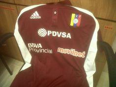 La nueva camiseta de la Vinotinto La Vinotinto a89190eb24a9a