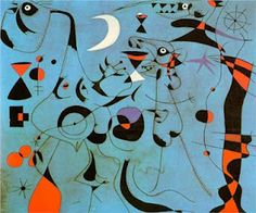 What does Joan Miro, Pinterest and Softies have in common #art #artists