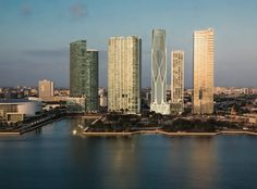 Zaha Hadid's 1000 Museum, Miami