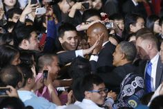 The President in Malaysia: An Image or Two | The Obama Diary
