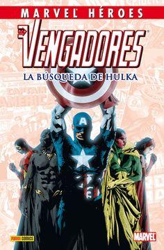 29 Los Vengadores: La búsqueda de Hulka