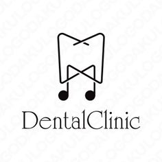 6b5296ec0a6f6 メロディーを奏でる歯科のロゴ/Dental logo playing melody