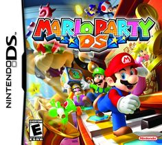 Mario Party DS - #games