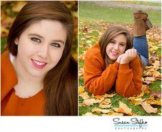 Lindsay | Fall Senior » Susan Stefko Photography