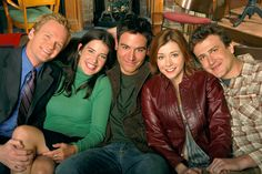 How I Met Your Mother Cast: Then and Now