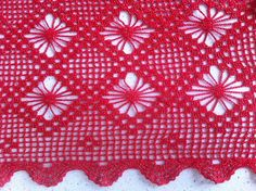 A handmade lace crochet table cloth / crochet by ArtCave GretaKanfieta, €299.00