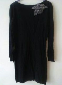 Kup mój przedmiot na #vintedpl http://www.vinted.pl/damska-odziez/dlugie-swetry/17320465-millenium-tunika-sweterek-sukienka