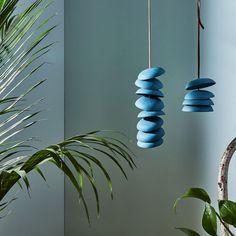 Blue Porcelain Wind