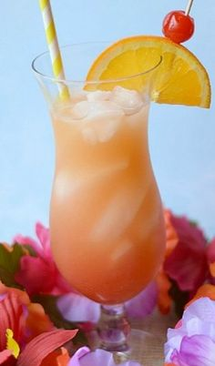 Bahama Mama- tried it in the Bahamas...good tasting but powerful drink...@Jolene Klassen Elizabeth