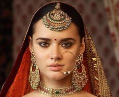 The hip hop jewelry fashions bear full testimony that this statement is true. As per the definition of the hip hop jewelry Indian Wedding Jewelry, Indian Bridal, Indian Jewelry, Bridal Jewelry, Silver Jewelry, Ethnic Wedding, Blue Bridal, Silver Ring, Royal Look