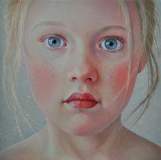 Madelene - Jantina Peperkamp, contemporary Dutch painter.