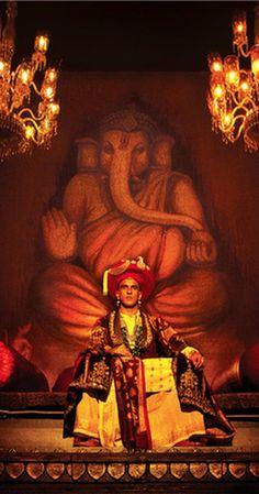 Directed by Sanjay Leela Bhansali.  With Ranveer Singh, Deepika Padukone, Priyanka Chopra, Tanvi Azmi. The tale of romance between an Indian General, Peshwa Baji Rao I & his second wife, Mastani.