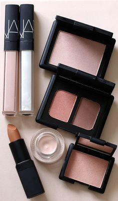 The 7 piece NARS Spring 2015 collection