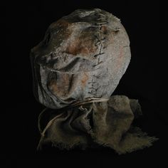 #scarecrow #scarecrowmask #mask #horror #horrormask