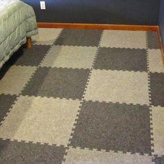 Attractive Tiling A Wet Basement Floor | Http://nextsoft21.com | Pinterest | Wet  Basement, Basement Flooring And Basements Nice Look