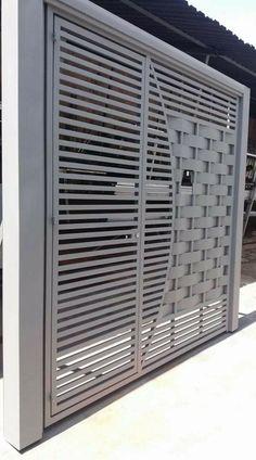 Main gates Modern Main Gate Designs, Iron Main Gate Design, Home Gate Design, Gate Wall Design, Grill Gate Design, House Main Gates Design, Steel Gate Design, Front Gate Design, Railing Design