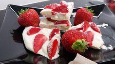 Reseptejä ja treenejä: Proteiinipitoinen Frozen yogurt