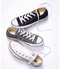 convers, Gabie would wear these will feel since she is such a laid back person.