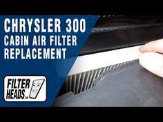 31 Chrysler Cabin Air Filter Replacement Videos Cabin Air Filter Cabin Filter Chrysler