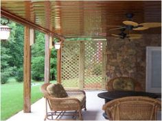 Under Decks, Outdoor Living, Living Spaces, Pergola, Outdoor Structures, Outdoor Life, Outdoor Pergola, The Great Outdoors, Outdoors