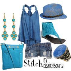 Stitch from Lilo and Stitch