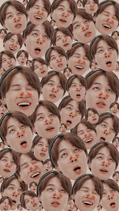 Bts Jimin, Bts Taehyung, Bts Meme Faces, Funny Faces, Foto Bts, Jimi Bts, J Hope Smile, Bts Aesthetic Wallpaper For Phone, Park Jimin Cute