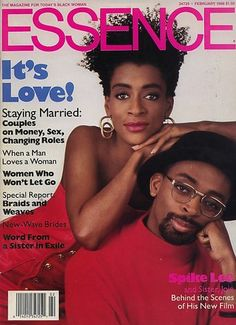 Back In the Day: brother & sister Joie and Spike Lee