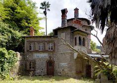 Vila Sasseti, Sintra, antes do restauro