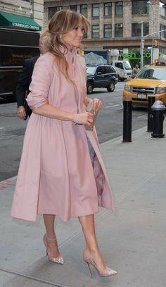 J-Lo, Johnny Depp, Amber Heard, Taylor Swift, Ellie Goulding och Kate Middleton i dagens look J Lo Fashion, Vogue Fashion, Fashion Outfits, Womens Fashion, Style Rose, My Style, Jennifer Lopez, Elegantes Outfit, Oprah Winfrey