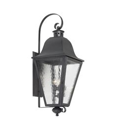 ELK Lighting Brookridge 4 Light Outdoor Sconce in Charcoal 1102-C #elk #elklighting #lightingnewyork #lighting