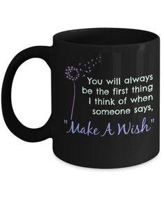 MAKE A WISH MUG #husbandinheaven #makeawish #mug #coffee