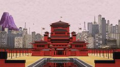 """The """"hellish and beautiful"""" architecture of Wes Anderson's new film Isle of Dogs takes its cues from the work of Japanese architect Kenzo Tange, says production designer Paul Harrod. Japanese Architecture, Beautiful Architecture, Dog Films, Kenzo Tange, The Royal Tenenbaums, Isle Of Dogs, Dog Dental Care, Film Aesthetic, Wes Anderson"""