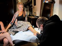 Back to post Vanessa Hudgens and Ashley Tisdale get new tattoos in NYC