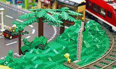 Orasel LEGO - Camuflaj