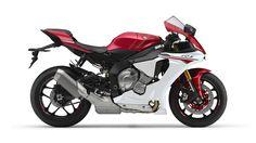 2015 Yamaha YZF-R1 EU Racing Red