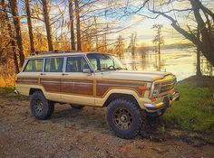 Daily Jeep Wagoneers! Like old stuff? Why not subscribe to my newsletter?