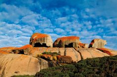 Remarkable Rocks, Kangaroo Island, Australia. It's a miracle what nature can do.
