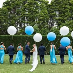"""This fun filled #wedding is featured on our blog today. Link on profile page.  #weddings #peacocktheme #balloons #balloonwedding #countrywedding #rusticwedding #hopewoodhouse @hopewoodhouse #bridalparty #bridalportrait #bride #groom #weddinglocation #bowralwedding #southernhighlandswedding #southernhighlandsweddings #southernhighlandsphotographer"" Photo taken by @chalkandcheesephotography on Instagram, pinned via the InstaPin iOS App! http://www.instapinapp.com (04/09/2015)"
