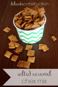 Kentucky Bourbon Bacon Chex Mix® | Recipe | Chex Mix, Bourbon and ...